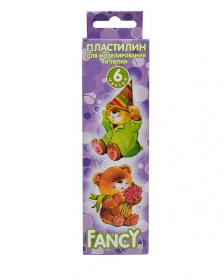 Action! Fancy, 6 цв, 60 гр.