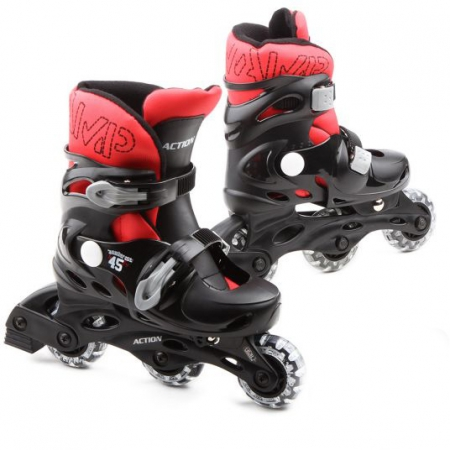 Action PW-120R (M) 35-38 Red