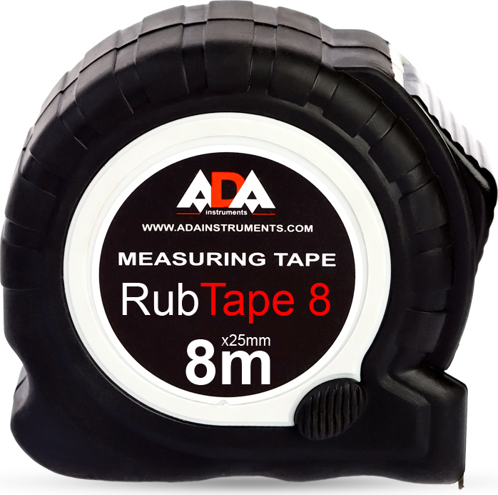 ADA Instruments RubTape 8 А00157 8м