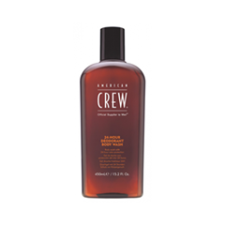 American Crew 24-Hour Deodorant Body Wash (Объем 450 мл)