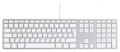 Apple MB110 Wired Keyboard White USB (MB110RS/B) Apple