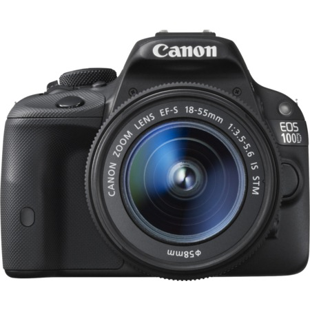 Canon EOS 100D Kit 18-55 IS STM (белый) Canon