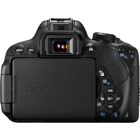 Canon EOS 700D Kit 18-55 IS STM (черный) Canon