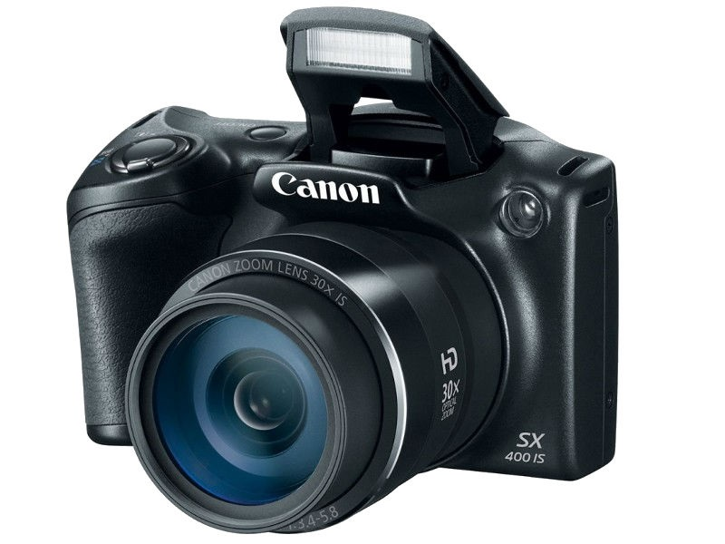 Canon PowerShot SX400 IS (BKE) Canon