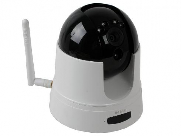 Камера IP D-Link DCS-5222L 1280x720 до 30fps H.264/MPEG4/MJPEG поддержка MyDlink Wi-Fi