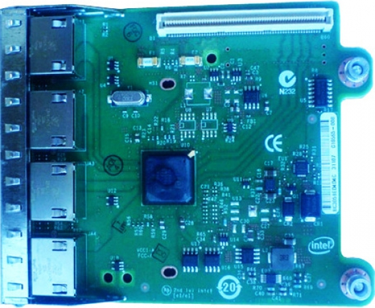 Dell Ethernet I350 QP 1Gb Network Daughter Card