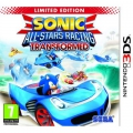 Игра для Nintendo модель (3DS) SONIC & ALL STARS RACING TRANSFORMED