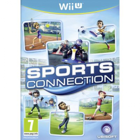 Игра для Nintendo модель (WII U) SPORTS CONNECTION (RUS)