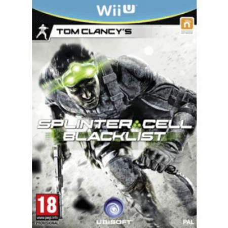 Игра для Nintendo модель (WII U) TOM CLANCY'S SPLINTER CELL: BLACKLIST