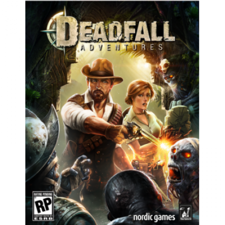 Игра для Xbox 360 модель DEADFALL ADVENTURES COLLECTORS EDITION