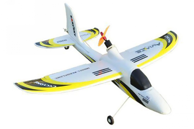 Easy-Sky Sport Plane 4ch 2.4G RTF White-Yellow