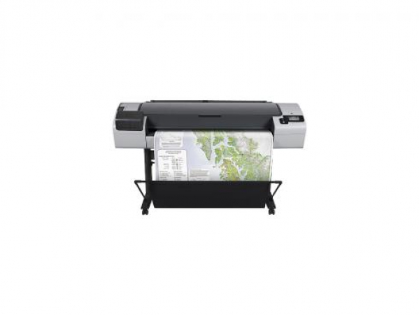 "Плоттер HP Designjet T795 CR649C 44"" 8Гб 2400x1200dpi USB Ethernet"