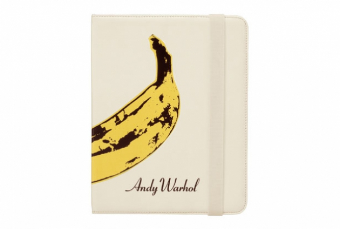 Incase Warhol Book Jacket Banana