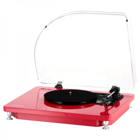 ION Audio Pure LP Red ION Audio