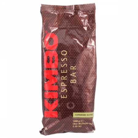Kimbo Espresso Bar Superior Blend 1 кг