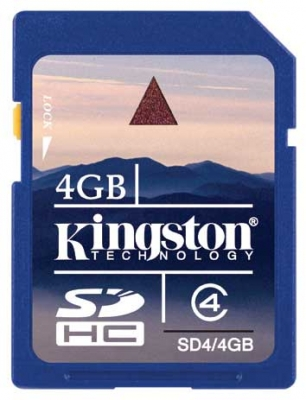 Kingston SD4/4GB Kingston