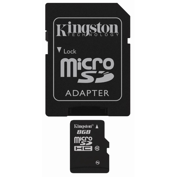 Kingston  SDC10/8GB Kingston