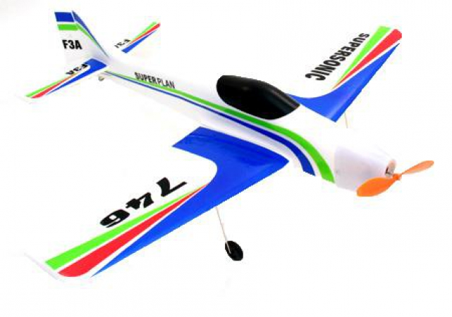 Lanyu Model F3A Supersonic RTF 4ch 2.4G