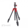 Штатив Manfrotto модель COMPACT LIGHT RED MKCOMPACTLT-RD!КРАСНЫЙ