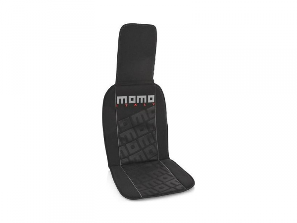 Чехол Momo Tuning MOMO-102 BK/GY Black-Grey переднее