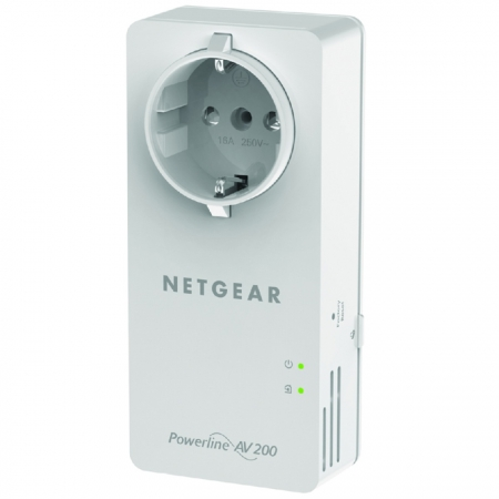 PowerLine NETGEAR XAU2511 200Mbps USB модель XAU2511-100PES