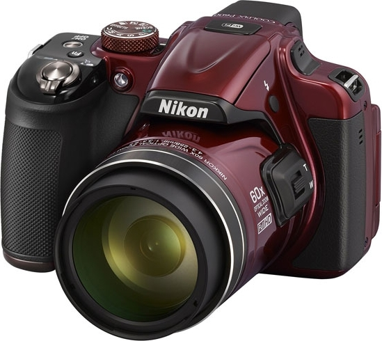 Nikon Coolpix P600 Red Nikon