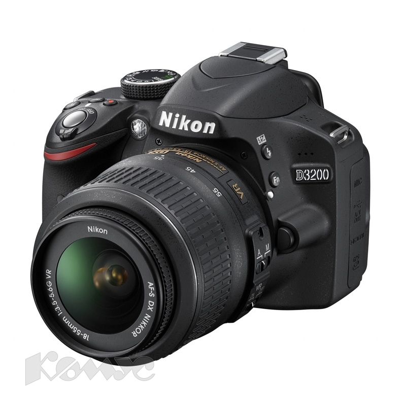 Фотоаппарат Nikon модель D3200 KIT!AF-S DX 18-55MM