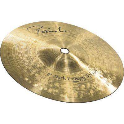 "Тарелка Paiste модель 08"" SPLASH MARK I (NEW SIGNATURE) DARK ENERGY"
