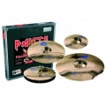 Комплект тарелок Paiste модель ALPHA POWERSLAVE BOOMER SET