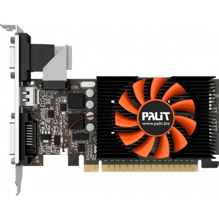 Видеокарта Palit GeForce GT 730 (1024MB GDDR5) NE5T7300HD06-2081F