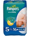 Pampers Pampers Active baby junior (Памперс Актив бэби юниор) 5, 11-25 кг, 16 шт.