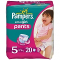 Pampers Active girl Junior 12-18 кг 20 шт 255543