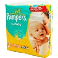 Pampers New baby Mini 3-6 кг 94 шт 264613