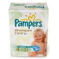 Pampers Premium care Maxi 7-18 кг 24 шт 278788