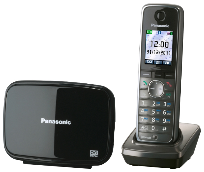 Panasonic KX-TG8621 Grey metallic