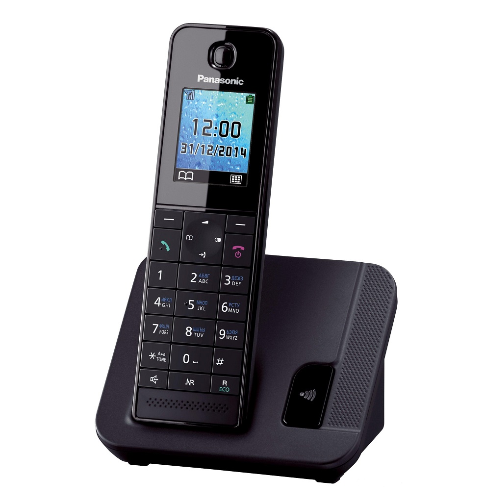 Panasonic KX-TGH210RUB Black Panasonic