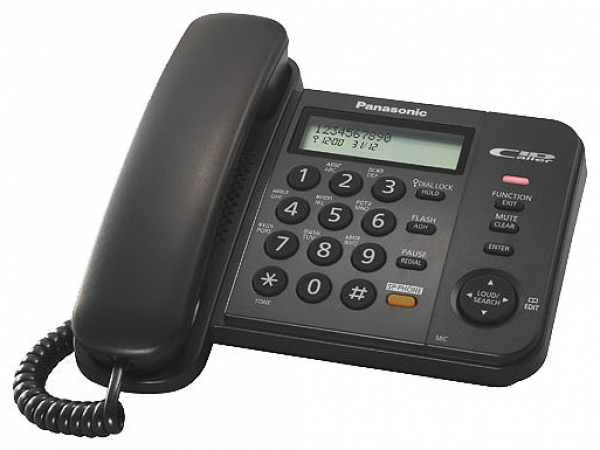 Panasonic KX-TS2358RUB Panasonic