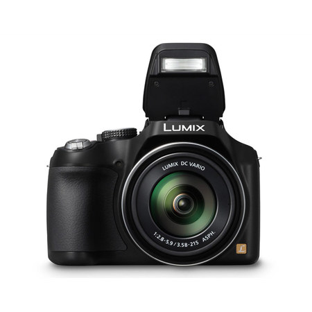 Panasonic Lumix DMC-FZ72 (черный) Panasonic