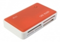 PC PET CR-211ROG USB 2.0 24 in 1 Orange