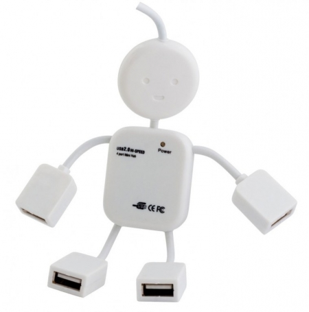 PC PET Human USB 2.0