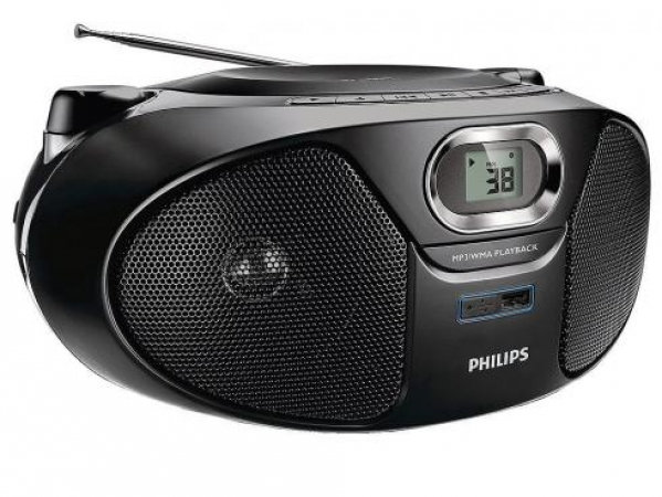 Магнитола Philips AZ 385/12 CD MP3 модель AZ385/12