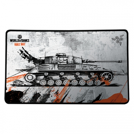 Razer Goliathus Speed Medium World of Tanks модель RZ02-00214900-R3R1