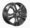 Replica NS81 6.5x17/5x114.3 D66.1 ET40 GM