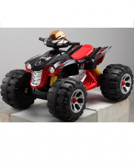 Rivertoys Car JS 318 черно-красный Rivertoys