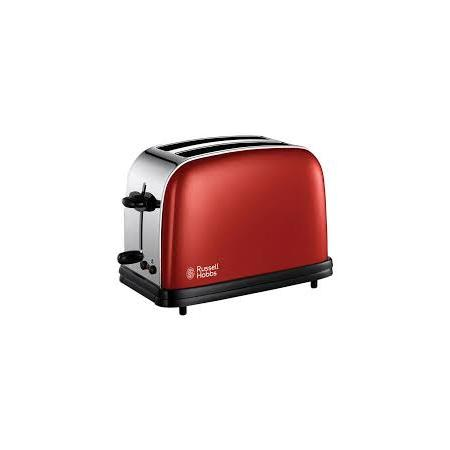 Тостер Russell Hobbs Flame Red