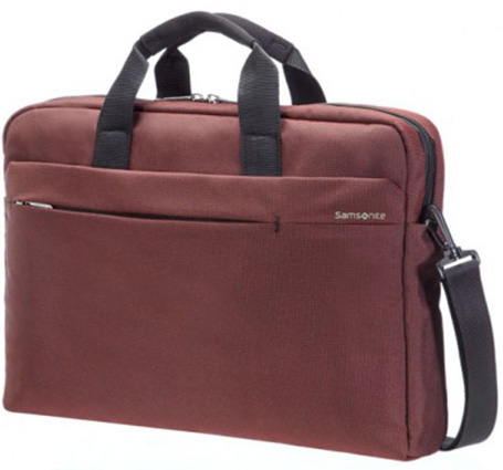 Samsonite LAPTOP BAG 41U*004*00 (красный) Samsonite
