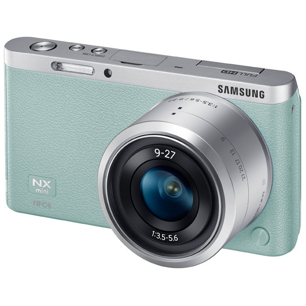 Samsung NX mini 9-27mm Green Samsung