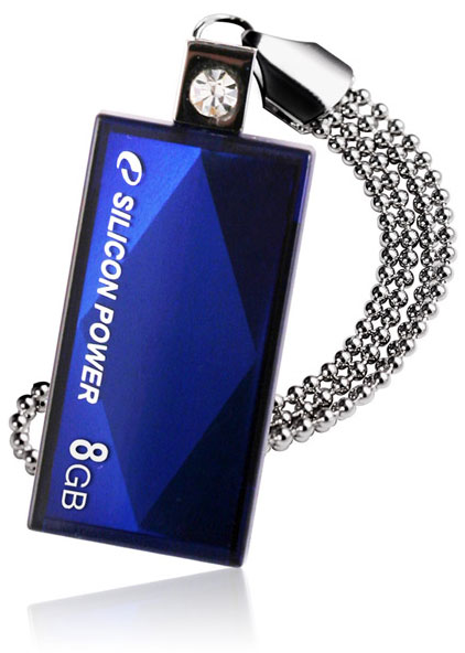 Silicon Power Touch 810 8Gb Blue