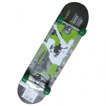 Скейт Skull Graffiti Shred 31 W3108B-S