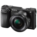 Sony Alpha 6000 Kit Black Sony